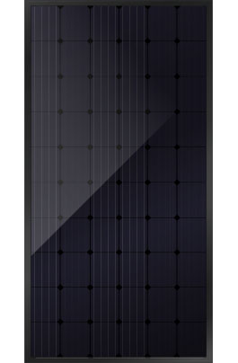 ja solar full black zonnepanelen