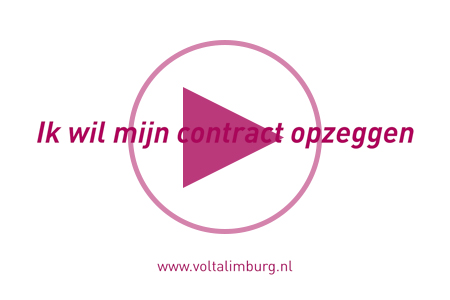 Contract opzeggen